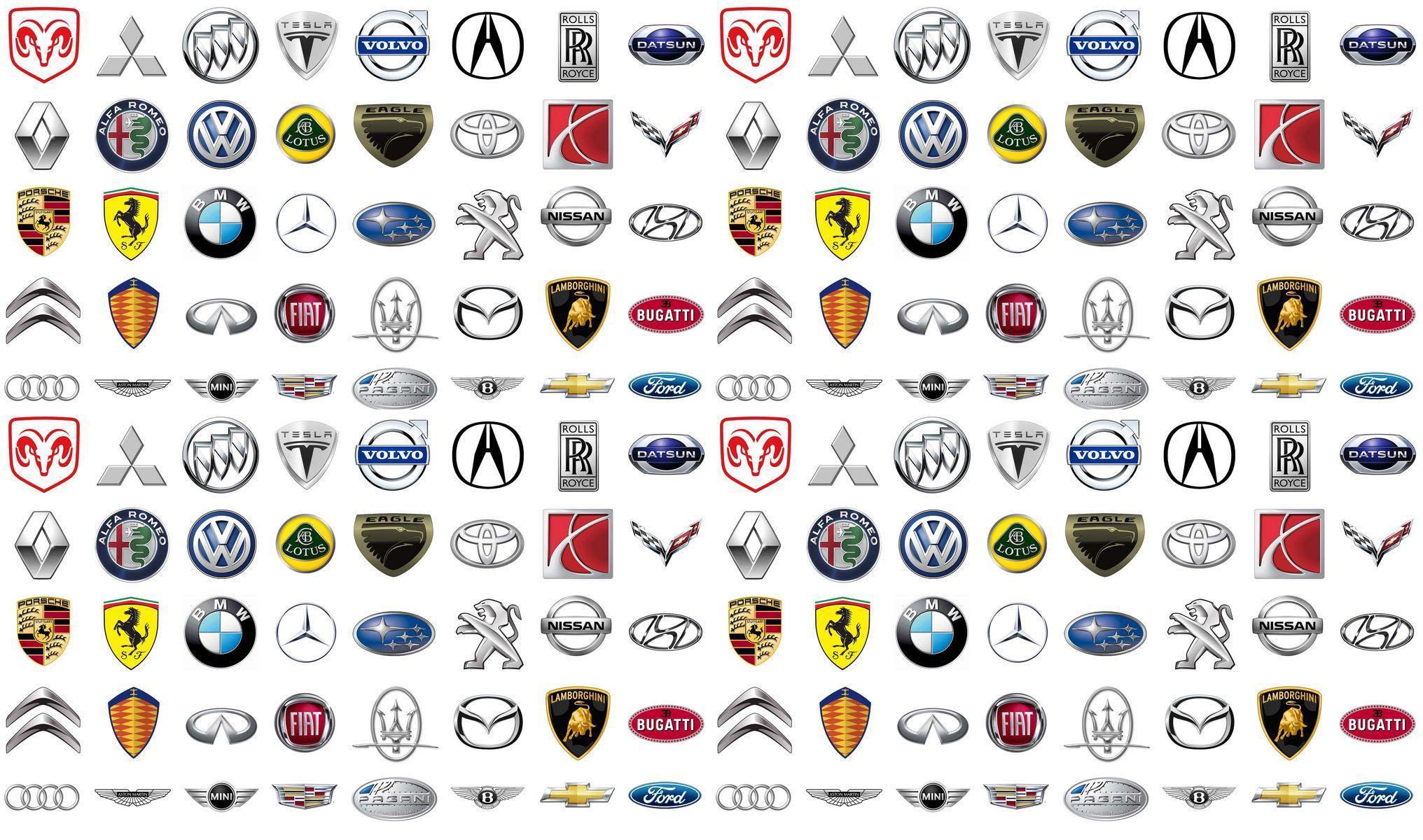 List Of Car Brands >> List Of Car Brands Top Automakers Adorecars